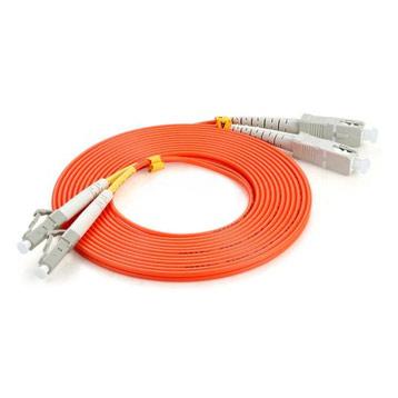 光纤跳线法怎么接线
