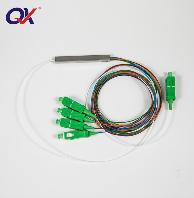 SC-APC 1分4微型分路器