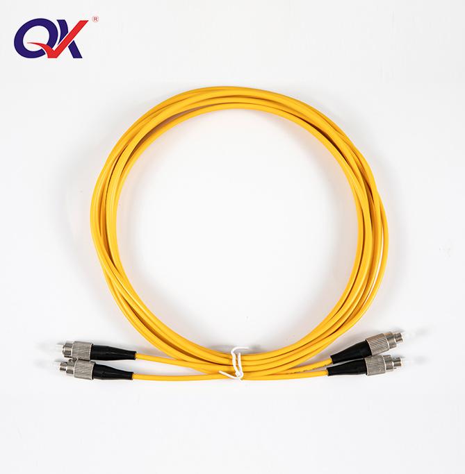 FC-FC单模双芯光纤跳线