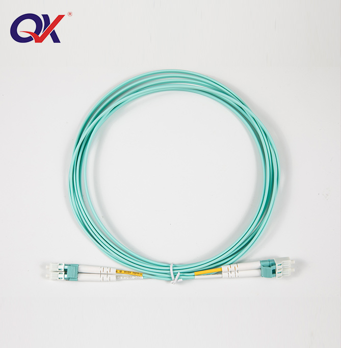 LC-LC 万兆OM4多模双芯光纤跳线
