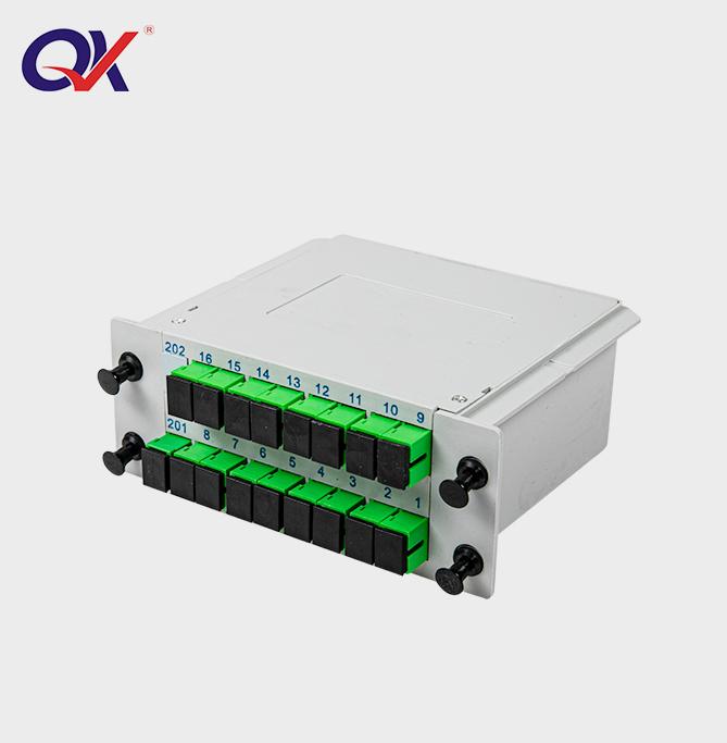 1分16 SC-APC 插片式分路器