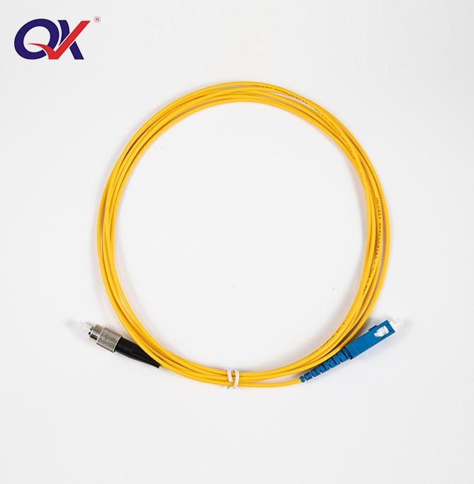 SC-FC单模单芯 光纤跳线